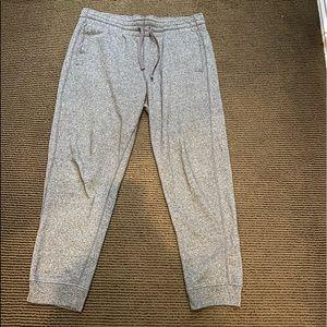 Men's Grey Old Navy Sweatpants.